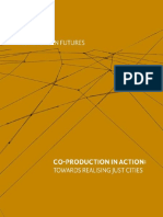 Co-production in Action Towards Realising Just Cities