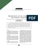 D'Elia-Representacion cultural, medios de comunicacion y educación.pdf