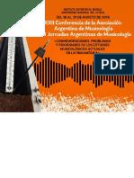 Actas 2016 Asociacion Arg Musicologia