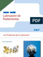 LUBRICACION DE RODAMIENTOS