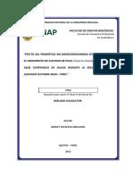 Proyecto de Tesis - Porbiotico EM Alevinos de Paco