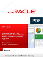 CON9254 - Discovery in Action - The Transformative Power of Oracle Endeca Information Discovery