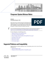 Firepower System Release Notes Version 600
