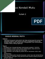 Gugus Kendali Mutu (2)