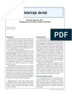 Detartraje Dental