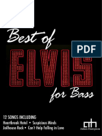 Elvis Presley Best of for Bass