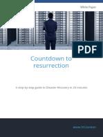 HTL White Paper Countdown to Resurrection