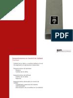 GOM ATOS - CALIBRACION Y TRAZABILIDAD