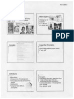 Dse of Infancy and Childhood Ppt Copy