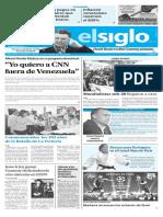 Edición Impresa El Siglo 13-02-2017