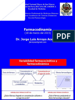3° Farmacodinamia Medicina