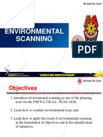 Environmental Scanning New