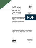 Norma Iso 9001 2008 Requisitos Del Sgc