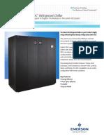 Liebert XDC Refrigerant Cooler