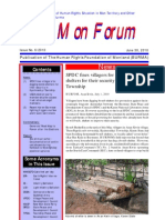 Mon Forum Journal June 2010-Generals' Road Map to Power after the Elections