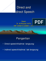 12 Direct Indirect Speech 1 New Edition