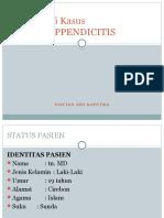 Appedencitis Novian