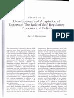 Development and Adaptation Of