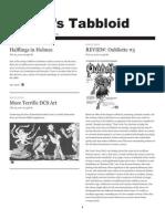 Rogue Games Tabbloid -- July 5, 2010 Edition