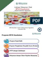 Optimalisasi Pelayanan Obat -JKN- Apoteker UGM