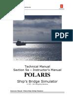 So-0612-W Polaris TechnicalManual Section 5a InstructorsManual