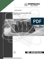 Manual Del Variador Bonfiglioli Vectron Active AL1 y 2