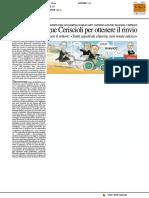 Ersu, Gambini insegue Ceriscioli per ottenere il rinvio - Il Resto del Carlino del 12 febbraio 2017