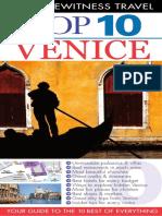 Venice Top 10 Dorling Kindersley