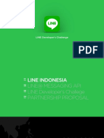LINE Developers Challenge - HMIF