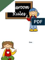 Classroom.rules