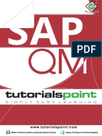 Sap Qm Tutorial