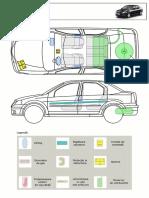 Cartea de Salvare Auto Dacia Logan