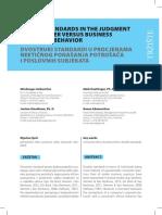 HIP-dvostruki Standardi u Procjeni Neetickog Ponasanja Kupca i Preduzeca