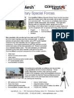 AgileMesh Data Sheet_Military Special Forces