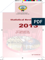 Statistical Review 2013