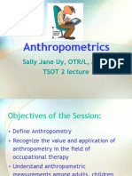 Anthropometric s