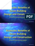 Economic Benefits of Green Buildings.