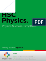 HSC Physics  Space Workbook