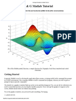 Geology & Geophysics Matlab Tutorial.pdf