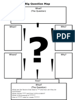 Big Question Map