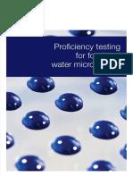 Proficiency Testing Brochure