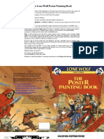 Lone Wolf Poster Book 1-Page
