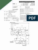 patente referida a un proceso de extraccion para estevia rebaudiaba