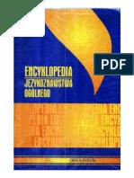 Polański i in - Encyklopedia Językoznawstwa Ogólnego