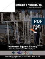 PTP Instrument Supports Catalog