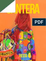 Revista Cantera - Número 8 - Fiesta