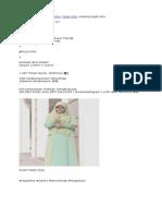 Baju Muslim Syari Hijab Alila, Hijab Alila, Katalog Hijab Alila