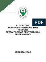 Pedoman Algoritma Diagnosis
