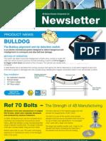 4B Braime Elevator Components Newsletter Spring 2010