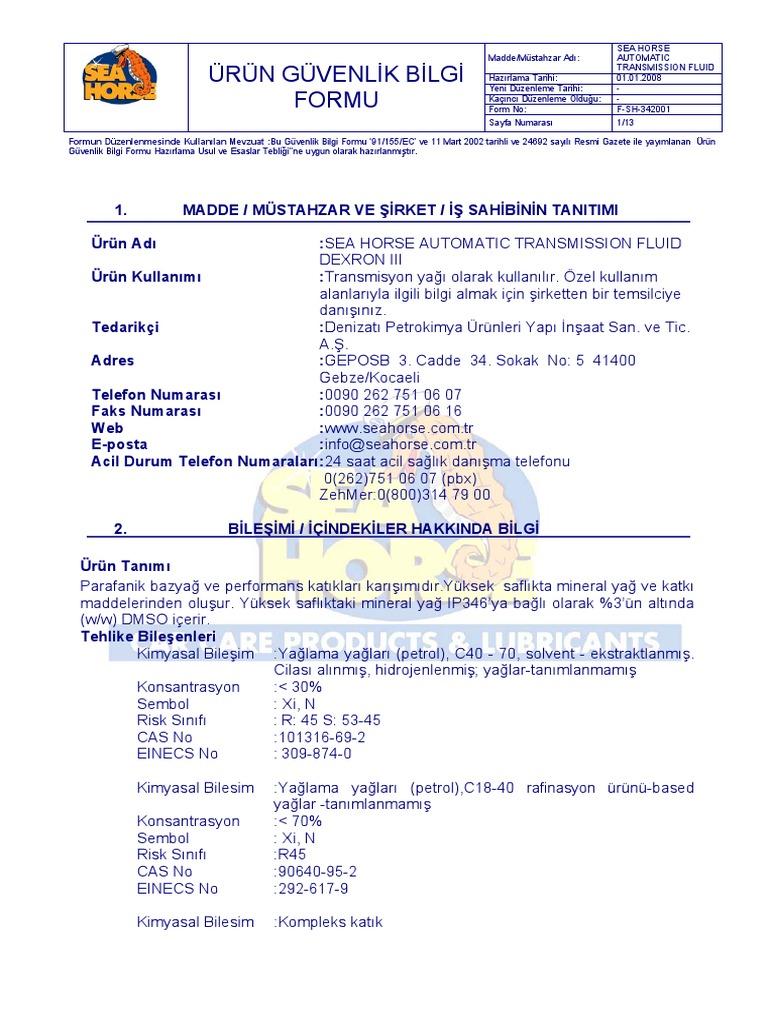Yağ iletkenliği: uygulama önerileri